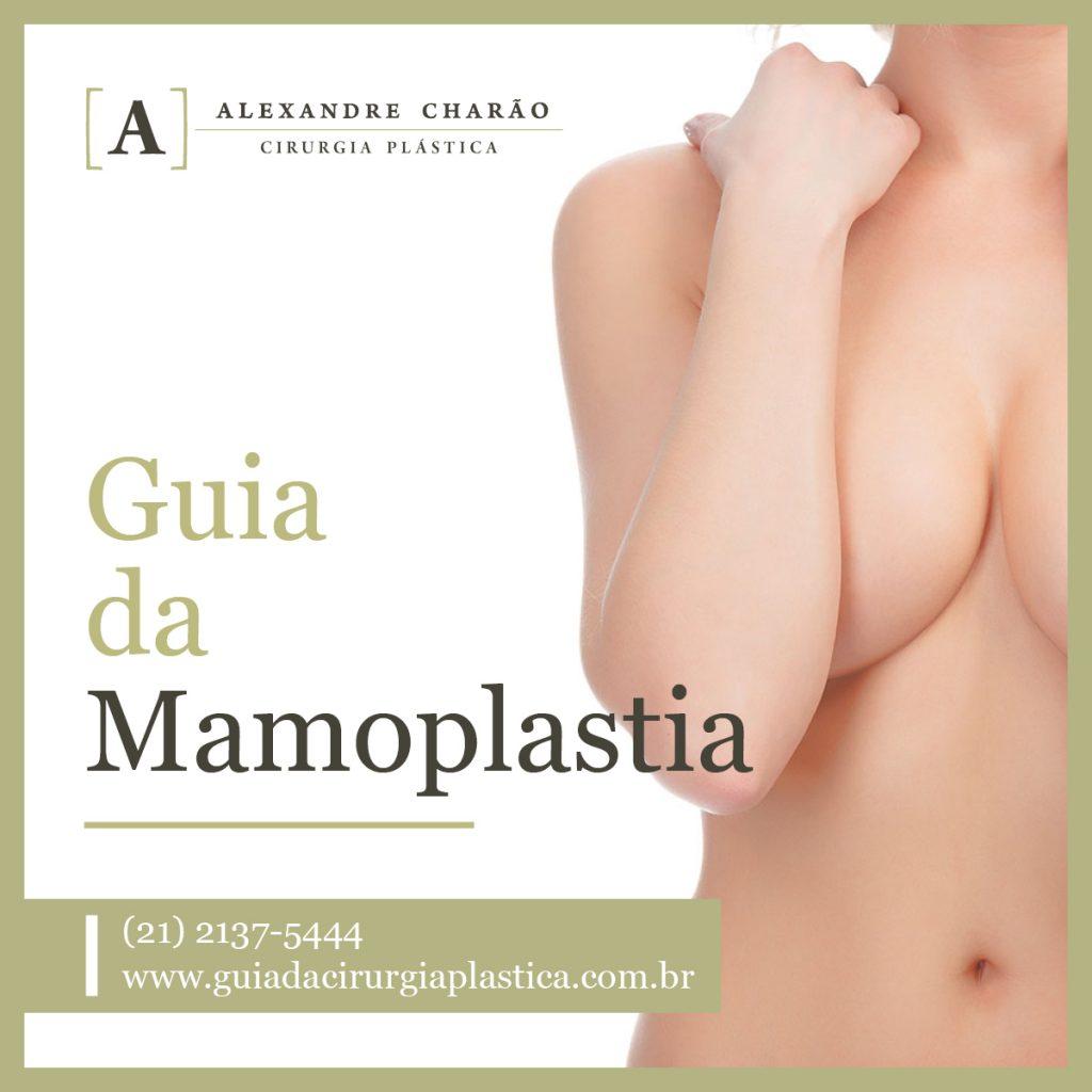 Guia da Mamoplastia redutora