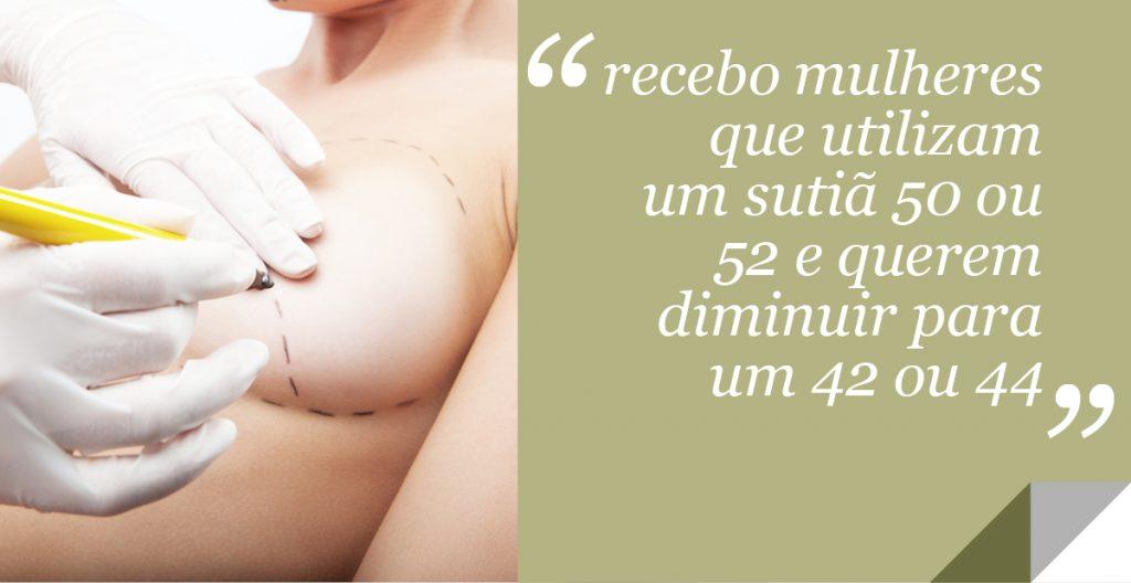 dicas para a mamoplastia redutora - rio de janeiro